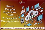 Better Shopping Experience With E-Commerce Development