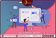 Professional Website Development from Webcoir IT Solutions