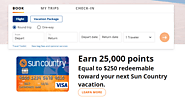 Sun Country Airlines Reservations +1-888-526-9336 For Ticketing