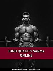 Buying SARMS - What Is It?