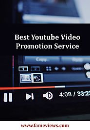 YouTube Marketing Service