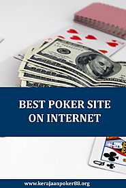 Making Money Through Internet Online Poker