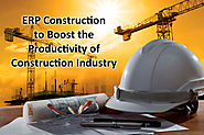 Construction Software Boosts the Productivity of Construction Industry