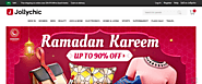 JollyChic Ramadan Sale Special - Get 80%% Off + Extra 5% Off on Women Fashion