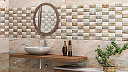 Give a Sleek Look to Your Walls with Ceramic Wall Tile