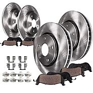 Ubuy Chile Online Shopping For Automotive Brake Discs in Affordable Prices.