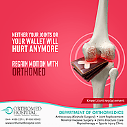 Best knee joint replacement surgery in chennai