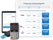 Save 40%* on your Debit & Credit Card Processing
