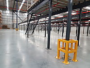 Warehouse Safety Solutions | Verge Safety Barriers