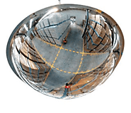 Dome Safety Mirrors | Verge Safety Barriers | Melrose Park, NSW