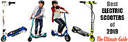 Best Electric Scooter For Kids, Boys and Girls in 2019