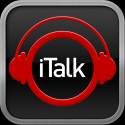 iTalk Recorder for iPhone, iPod touch, and iPad on the iTunes App Store