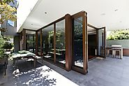 Advantages of Using Bifold Doors at Home or Work
