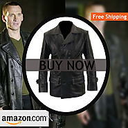 DR WHO MOVIE LEATHER JACKET