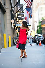 Colorful Summer Dresses in New York