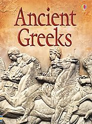 """Ancient Greeks"" in Usborne Quicklinks"