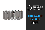 What Size Hot Water System Do I Need? (Plumber's Guide)