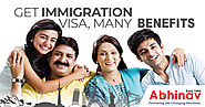 Who is ICCRC certified Canadian immigration consultant in India?