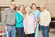 What Can Support Groups Do for Seniors?