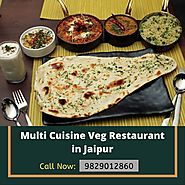 Top Veg Restaurant in Jaipur