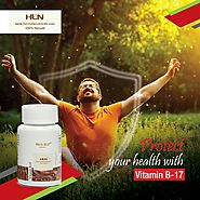 Rich-B17 – **Natural Vitamin B17** Capsules