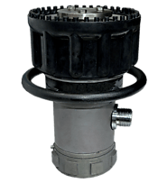 Aluminium Water Foam Nozzle, Monitors Nozzles, Firefighting foam nozzle | Aaag India