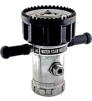 Stainless Steel Water Foam Nozzle, Monitors Nozzles, Firefighting foam nozzle | Aaag India