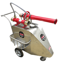 Stainless Steel Mobile Foam Trolley Unit, Stainless Steel Mobile Foam Trolley | Aaag India