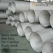 "SS 310S Large Diameter Pipe Manufacturers|6"" to 36"" NPS 310S Pipes"