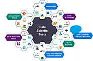 Data Scientists only work with Tools / It's all about the Tools