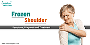 Frozen Shoulder Diagnosis and Treatment