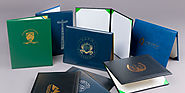 Buy diploma covers, custom certificate holders, diploma holders