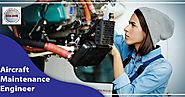 BE A PROUD WOMEN AND A PROUD AIRCRAFT MAINTENANCE ENGINEER
