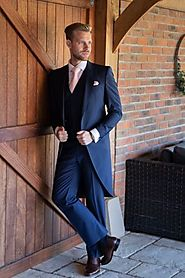 Mens Wedding Suit Hire at Astares Menswear