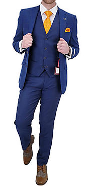 Buy Three Piece Suit For Men at Astares Menswear