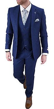 Shop Tailored Tweed Suits - Astares Menswear