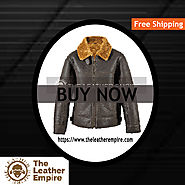 BROWN CAREMAL LEATHER JACKET
