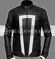 Website at https://www.theleatherempire.com/ghost-rider-robbie-jacket/