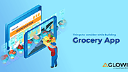 Things to consider while building Grocery App