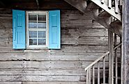 9 Tips for Cleaning Exterior Window Shutters