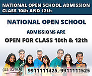 National Open School Admission Form Last Date 2020-2021 Blog