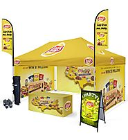 Shop Now! Pop Up Canopy For Brand Promotions Canada | Toronto