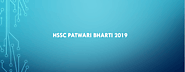 HSSC Patwari Bhrti 2019 Online From| 588 Haryana Patwari Vacancy |