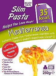 Buy Mediterranea With Slim Konjac Pasta Spaghetti At An £4.99