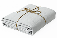 High Quality Linen Fabric To Create Your Own Matching Linen Bedding