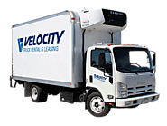 16 foot Refrigerated Truck (Non CDL) on Rental & Leasing | Reefer Truck on Rental & Leasing