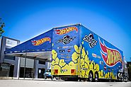 Creative Designs Of Truck Wraps In Gold Coast