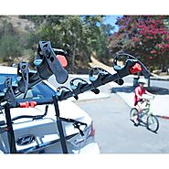Challenge the Laws of Gravity with this Gravity Challenging Bike Rack! – Hitch Bike Rack