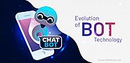Infographic: Evolution of Bot Technology - Hidden Brains Blog
