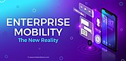 Infographic: Enterprise Mobility and its Benefits - Hidden Brains Blog